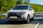 Обновленный Mitsubishi Outlander - начало продаж
