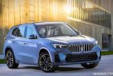 BMW X1 2022 показали на первом рендере