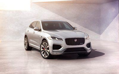 Jaguar F-Pace получил эксклюзивную версию в России