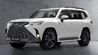 Премьеру нового Lexus LX могут перенести