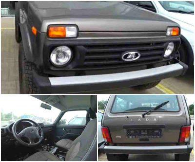 Сроки начала продаж новой Lada Niva Bronto