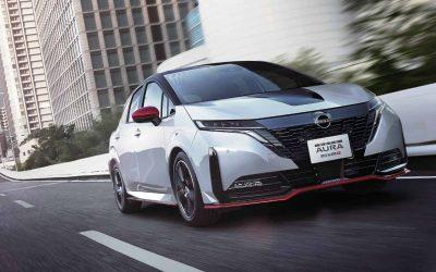 Nissan Note получил спортивную версию NISMO