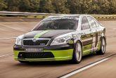 Skoda восстановила самый быстрый Octavia RS