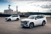Цены на Land Cruiser 300 с дизельным мотором в РФ