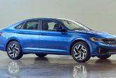 В США официально представили обновленный седан Volkswagen Jetta 2022 модельного года.