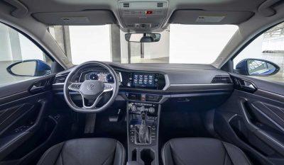 Представлен новый седан Volkswagen Jetta