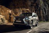 В России начали принимать заказы на обновленный Lexus GX 460