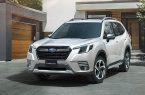 Новый Subaru Forester 2022 везут в Россию