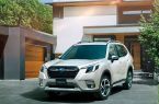 Новый Subaru Forester 2022 вышел в продажу