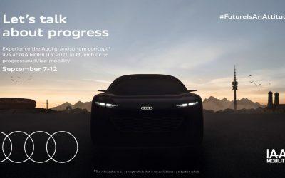Audi анонсировала премьеру нового лифтбека