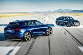 Audi e-tron S и e-tron S Sportback стали доступны в РФ