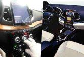 Первые фото салона новой Lada Vesta