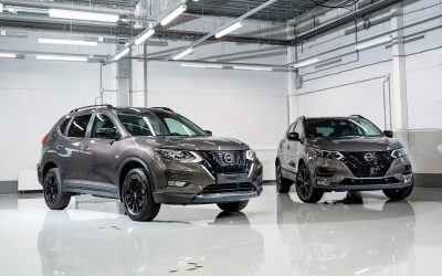 У Nissan Qashqai и X-Trail появилась новая версия