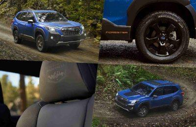 Канадское подразделение компании Subaru допустило утечку информации о фотографий новой версии кроссовера Forester, которая получит название Wilderness.