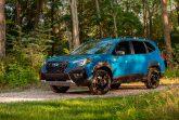 Subaru официально представила Forester Wilderness