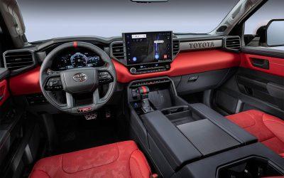 Новая Toyota Tundra