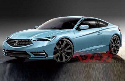 Появились подробности о Honda Integra нового поколения
