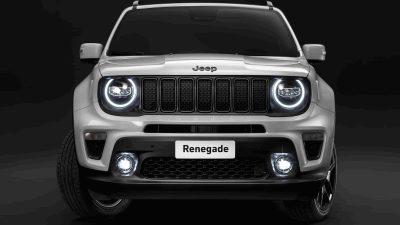 Jeep Renegade покинул Россию