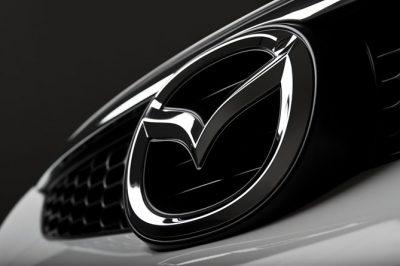 Названия двух новых кроссоверов Mazda