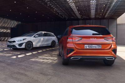 Предприятие «Автотор», расположенное в Калининграде, приступило к серийной сборке обновленного Kia Ceed для российского рынка.