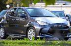 Новая Mazda2 засветилась во время тестов